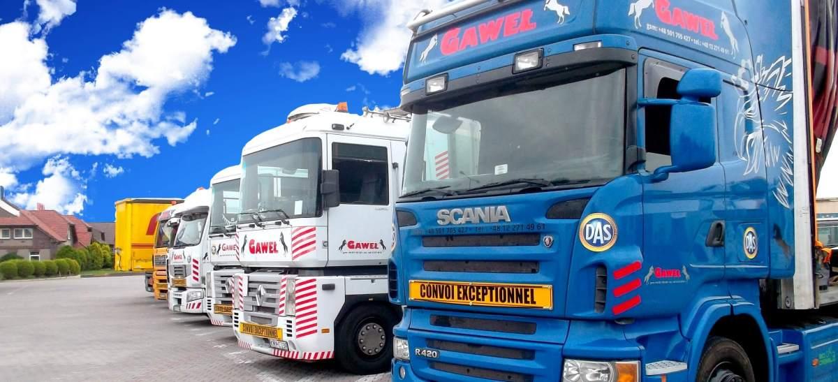 transport gaweł