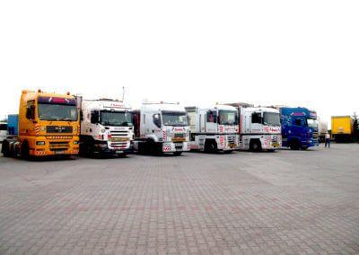 Usługi Transportowe Robert Gaweł